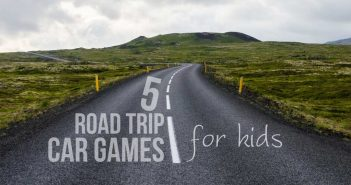 5 Road Trip Car Games