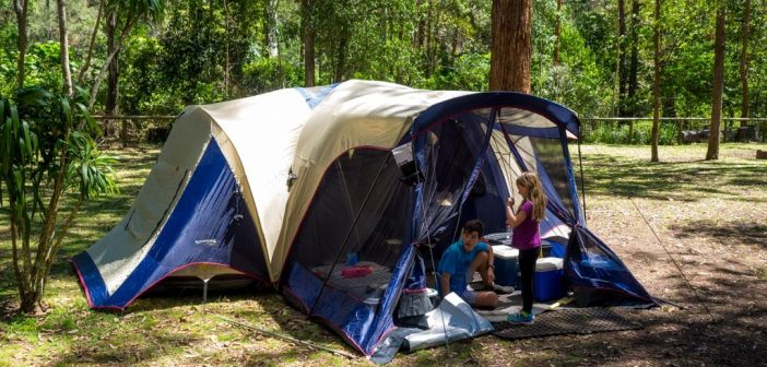 7 Camping Tips For Your Family Holiday
