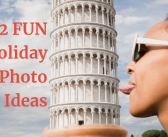 12 Fun Holiday Photo Ideas